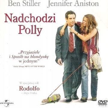 NADCHODZI POLLY [DVD]LEKTOR PL