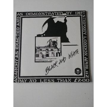 DIRT Black and White 2 LP
