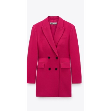 Sukienka typu Blezer z Guzikami Zara S,M Must Have