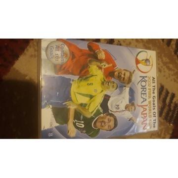 Mistrzostwa Świata 2002 wszystkie gole DVD