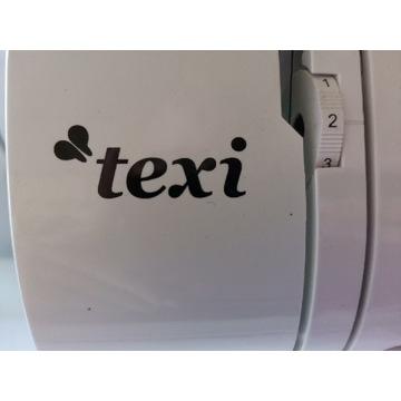 Maszyna do szycia TEXI BLACK&WHITE jak nowa