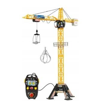 Dickie Toys Mega Crane DŹWIG 120cm