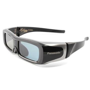 2x Okulary PANASONIC 3D FULL HD TY-EW3D2MA Nowe!!!