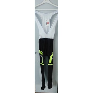 Spodnie rowerowe z szelkami X-tiger M