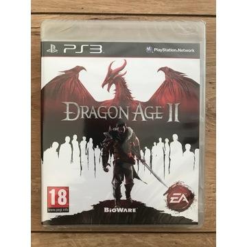 Dragon Age II 2 PS3 Nowa FOLIA Premierowa