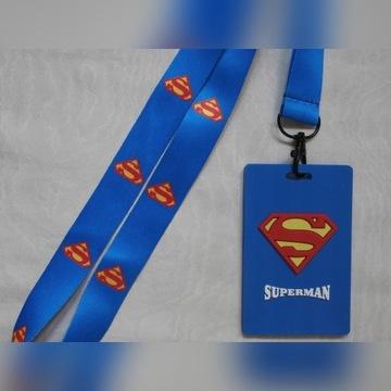 Zawieszka SUPERMAN DC Comics orginal