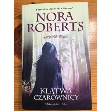 KLĄTWA CZAROWNICY Nora Roberts