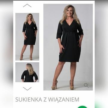 Sukienka czarna Any