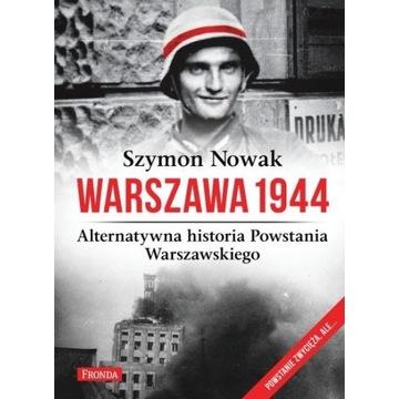 Warszawa 1944 Szymon Nowak