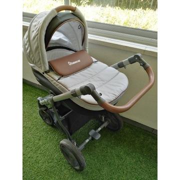 Wózek Baby Active Mommy 2w1 06 Gray Star