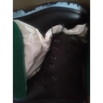 Nowe buty wojskowe zimowe wz 933 rozm46