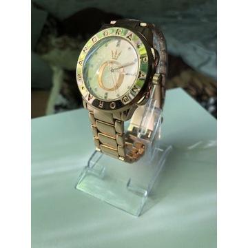 Zegarek PANDORA złoty NOWY