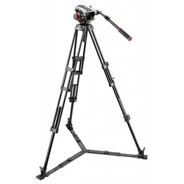 Manfrotto Statyw 546GB + głowica 504HD
