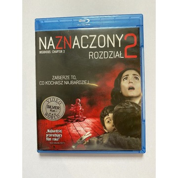 Naznaczony 2 Blu-ray
