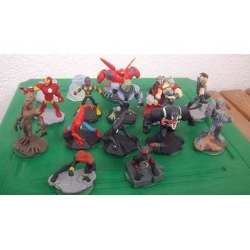 Disney Infinity figurki kolekcjonerskie Marvel
