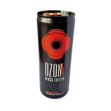 Napój Ozone Energy Drink Black Edition 250ML