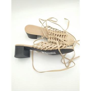 Sandały buty rzymianki new look r 38 damskie