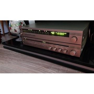 OPTONICA SM 7100, ST 7100, Złota, Zestaw Stereo