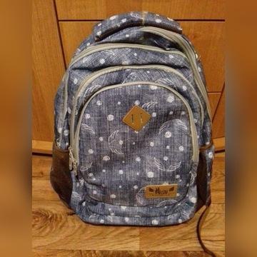 Plecak szkolny firmy HASH COOL COLLECTION