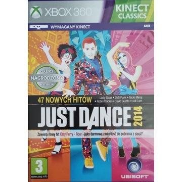 JUST DANCE 2014 XBOX 360 NA KINECT 2xPL