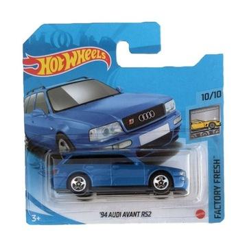 Hot Wheels Audi Avant RS2