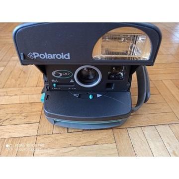 Aparat Polaroid 600 używany TANIO