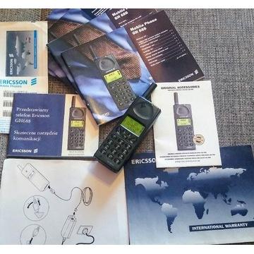 Ericsson GH 688, komplet dla kolekcjonera