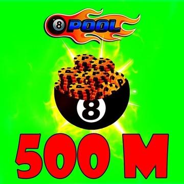 8 BALL POOL COINS 500 MILIONÓW NAJTANIEJ!!!