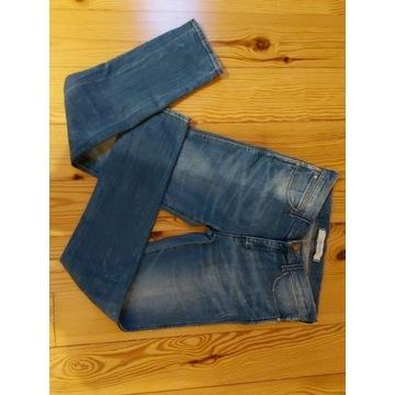 spodnie jeans WRANGLER