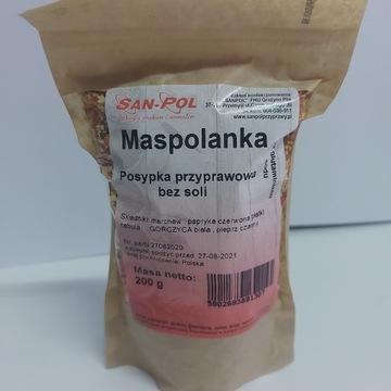 Posypka Maspolanka Do Mięs 200g BEZ GLUTA.SODU