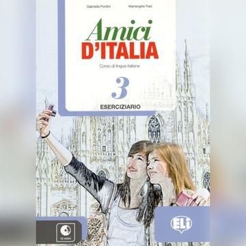 Amici D'Italia 3 Eserciziario Ćwiczenia