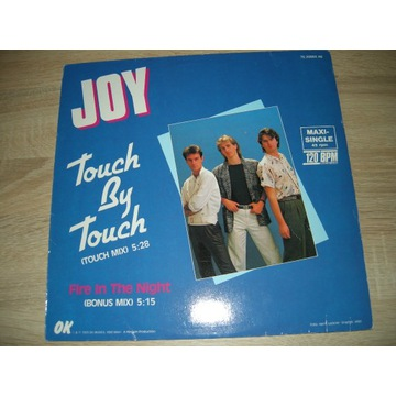JOY - TOUCH BY TOUCH - MAXI