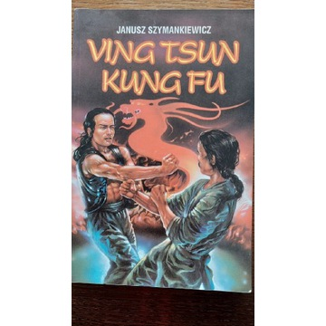 Kung fu - Ving tsun. Janusz Szymankiewicz