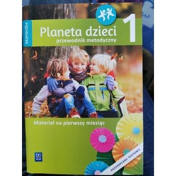 Planeta dzieci przewodnik 5-l