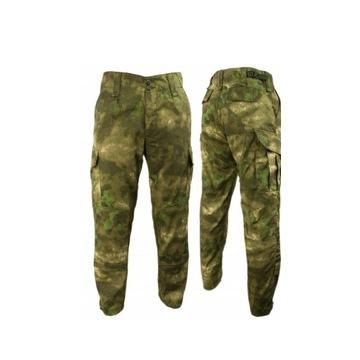 Mundur A-tacs spodnie bluza atacs r. XL