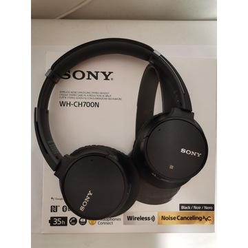 Słuchawki Sony bluetooth NFC  WH-CH700N