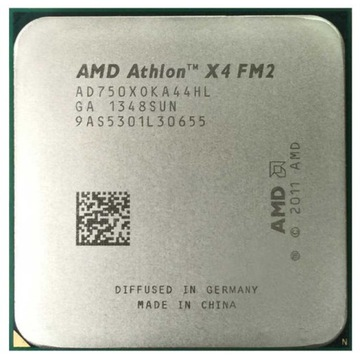 Procesor Athlon II X4 750X.FM2