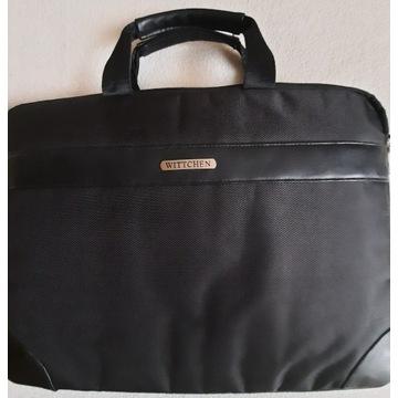 """Torba na laptopa 14"""" firma WITTCHEN kolor czarna"""