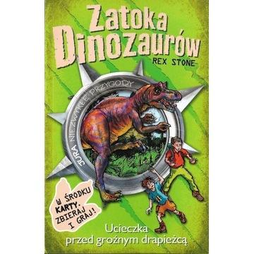 Zatoka Dinozaurów 11 - Ucieczka przed groźnym ...