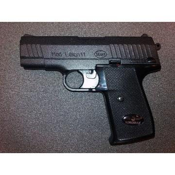 Pistolet hukowy Lexon plus dodatki