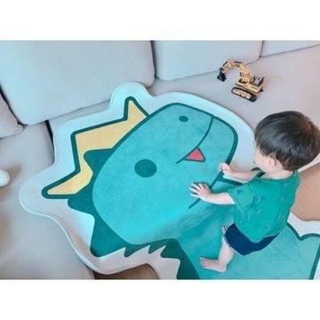 Mata Dziecięca, dywanik do pokoju dziecka 125x90 c
