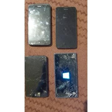 zestaw telefomów do naprawy