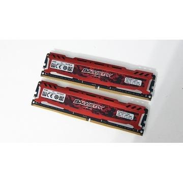 Pamięć RAM Crucial DDR4 16 GB 2400 MHz Gwarancja