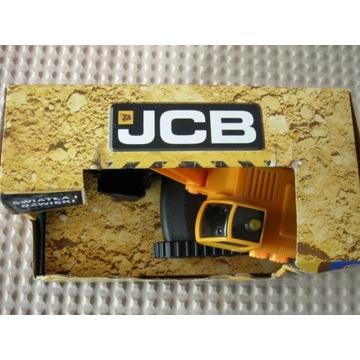 Koparka zabawka JCB z dźwiękiem