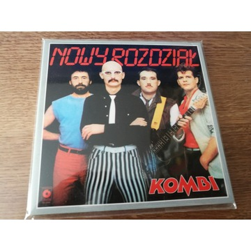 CD KOMBI Nowy Rodział NOWA folia MINI VINYL unikat