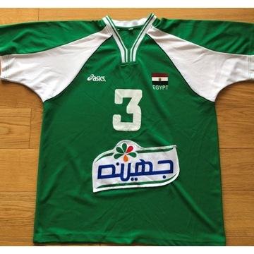 Oryginalna koszulka repre Egiptu - M. Hassan