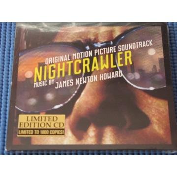 JAMES NEWTON HOWARD NIGHTCRAWLER unikat