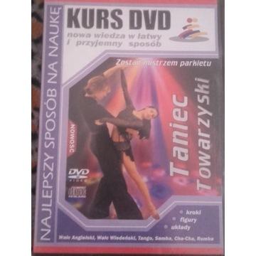 Kurs Taniec Towarzyski dvd