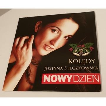 Justyna STECZKOWSKA KOLĘDY CD