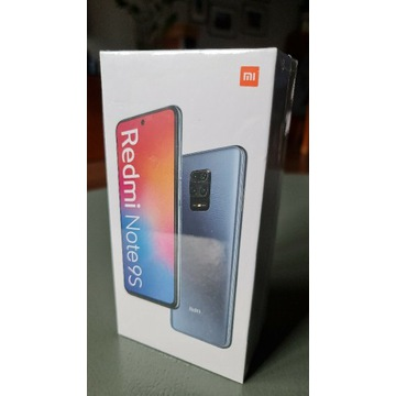 Xiaomi Redmi 9s aurora blue 4/64 GB